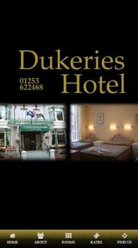 The Dukeries Hotel poster