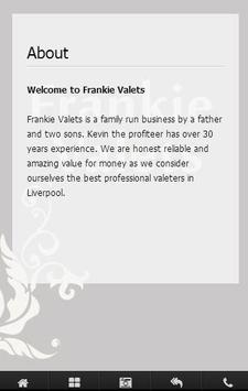 Frankie Valets apk screenshot