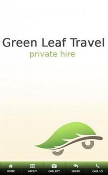 Green Leaf Travel poster