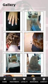 Icon Hair Nails and Beauty apk screenshot