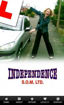 Independance SOM poster