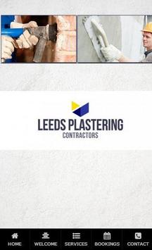 Leeds Plastering Contractors poster