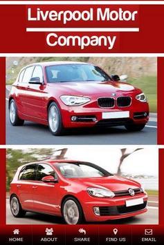 Liverpool Motor Company poster