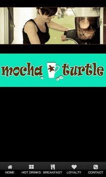 Mocha Turtle poster