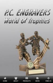 PC Engravers World of Trophies poster