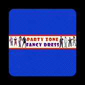 Party Zone Fancy Dress icon