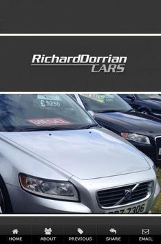Richard Dorrian Cars poster