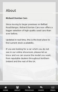 Richard Dorrian Cars apk screenshot