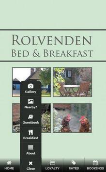 Rolvenden Bed & Breakfast poster