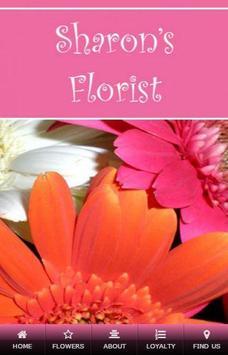 Sharon's Florist poster