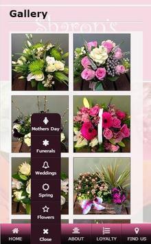 Sharon's Florist apk screenshot