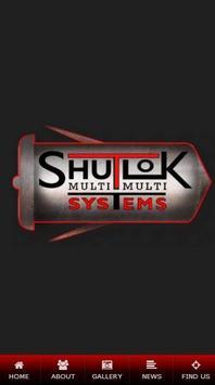SHUT-LOK poster