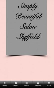 Simply Beautiful Nails poster