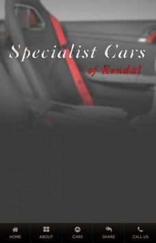 Specialist Cars Of Kendal poster