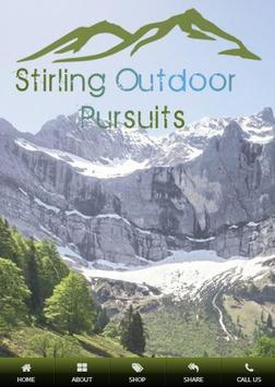 Stirling Outdoor Pursuits poster