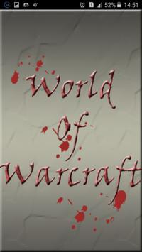 guide for world of warcaft poster