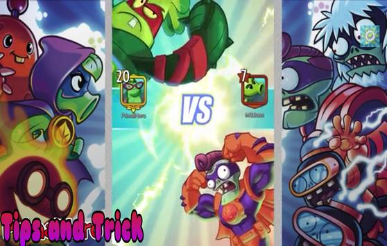 Trick for Plants vs Zombies poster
