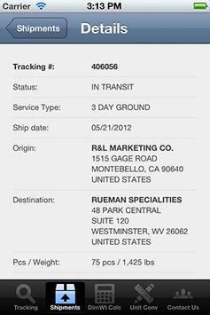 American Linehaul Corp apk screenshot