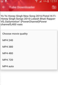 Free Vid mate Guide Downloader apk screenshot