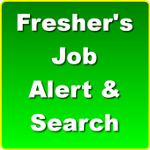 Fresher's Job Alert & Search icon