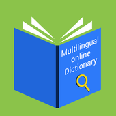 Multilingual Online Dictionary icon