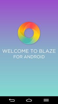 Blaze Browser poster