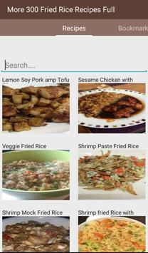 Fried Rice Recipes Full apk screenshot