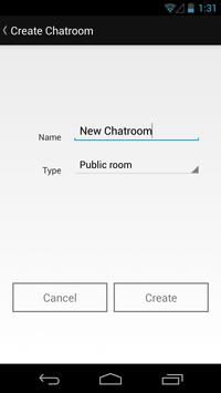 Friendite Messenger apk screenshot