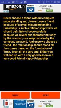 Friendship Stories 1 apk screenshot