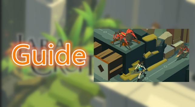 Great Guide For Lara Croft GO apk screenshot