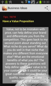 Business Ideas apk screenshot