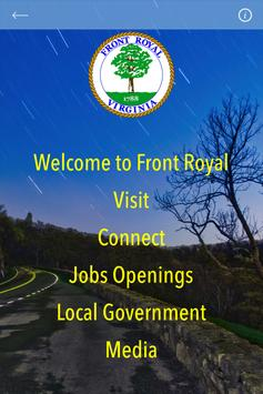 Town of Front Royal poster
