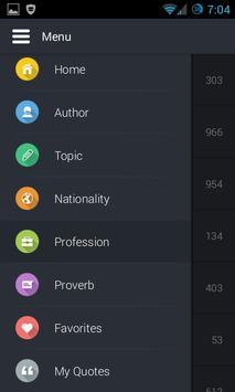 100000+ Quotes & Status apk screenshot