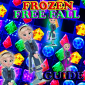 Guide FROZEN free fall icon
