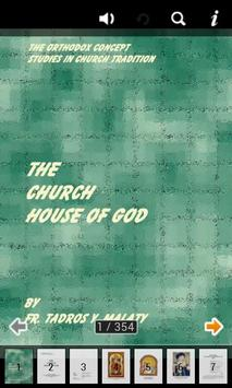 The Church House of God poster