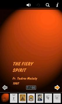 The Fiery Spirit poster