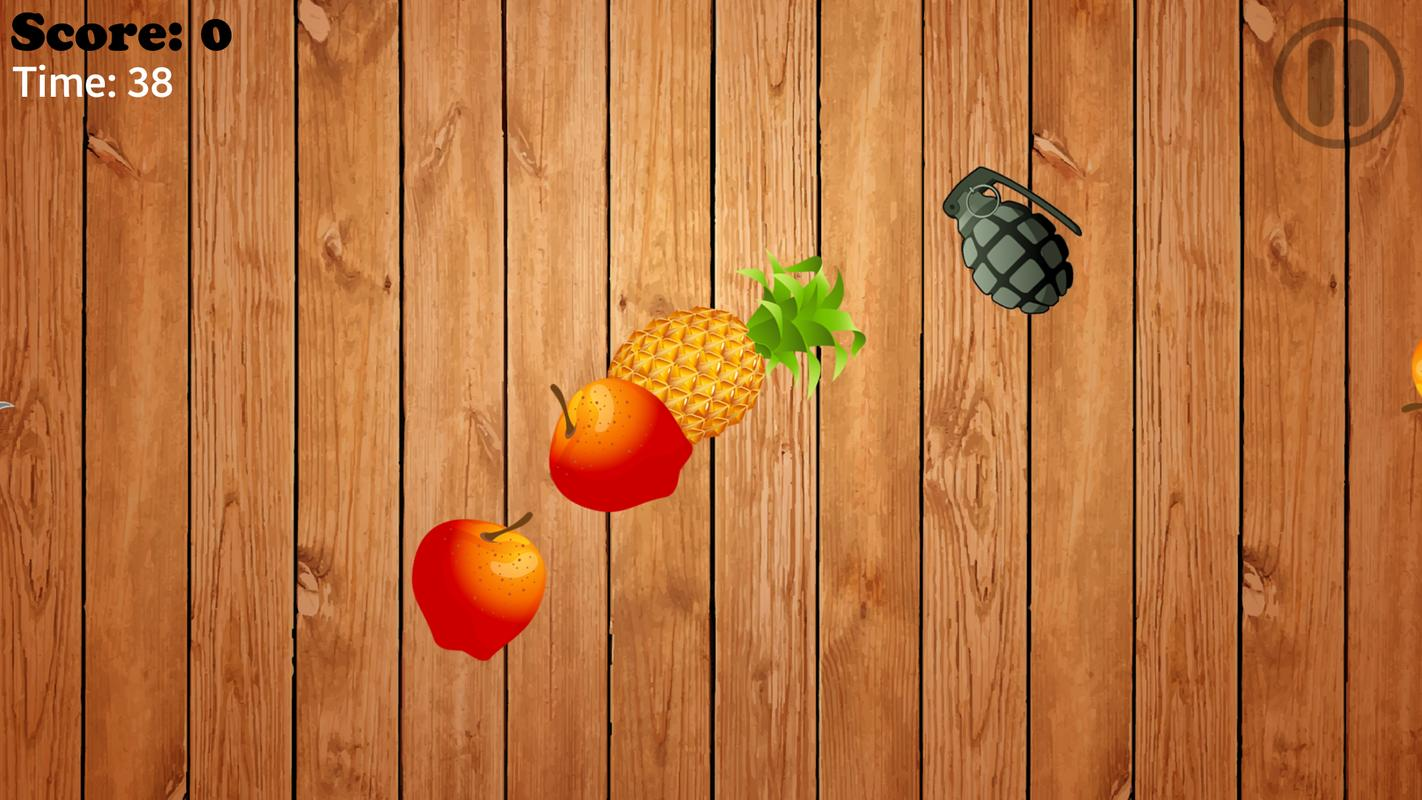 Fruit splash 2 -  Fruit Splash Ninja Free Apk Screenshot