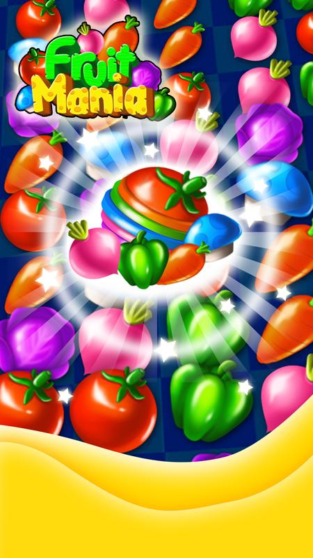 Fruit Mania Free Game