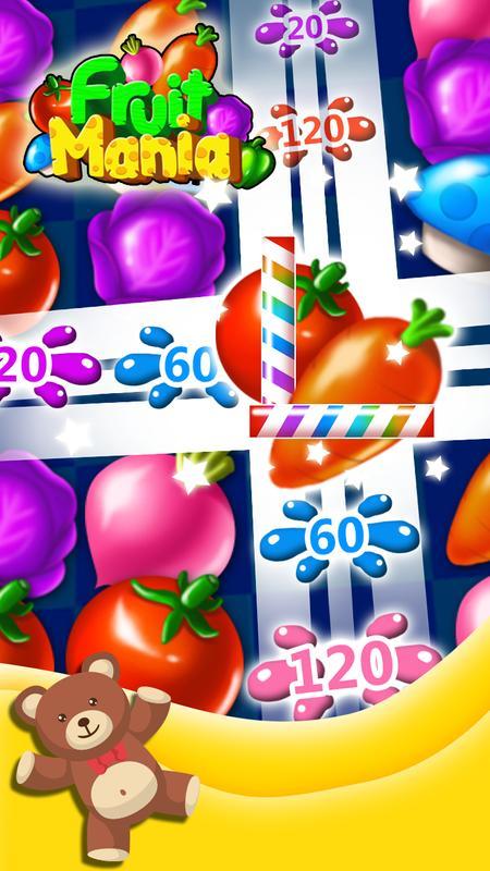 Fruit Mania Free Game