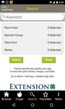 Fruit PestFinder - Western US apk screenshot
