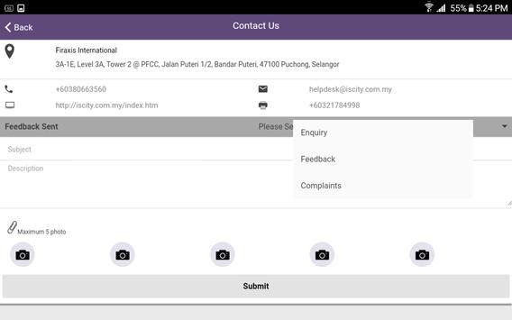 Firaxis International apk screenshot