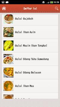 Masakan Gulai poster