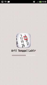 Arti Tanggal Lahir poster