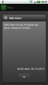 SMS Alert apk screenshot