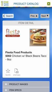 1FS Broker Product Catalog apk screenshot