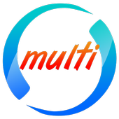 MultiChat - connect together icon