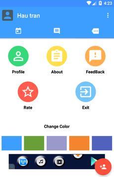 MultiChat - connect together apk screenshot