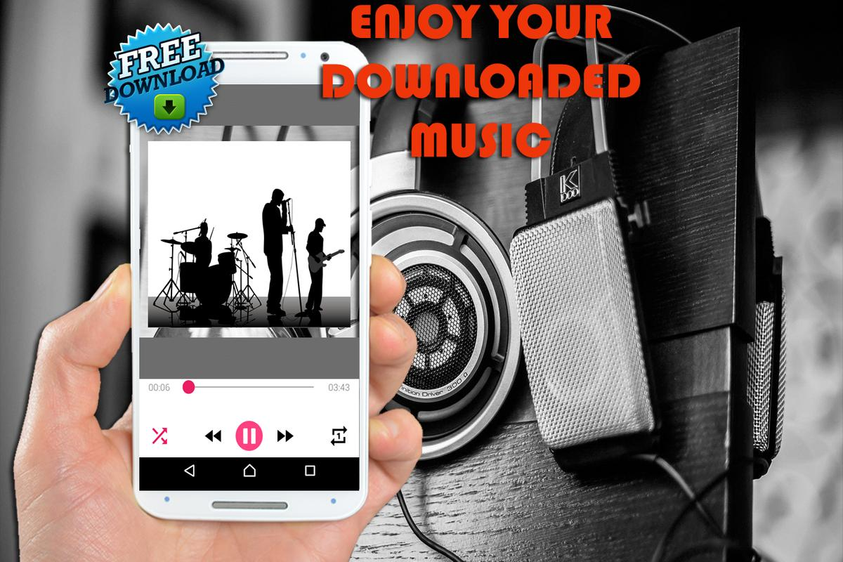 Phone Music Downloads Free For Android Phones mp3 music download pro apk free audio app for screenshot