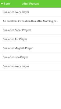Shia Dua apk screenshot