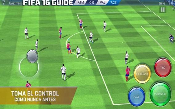 Guide For FIFA 16 apk screenshot